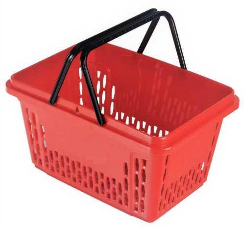 Einkaufskorb 20L in Rot