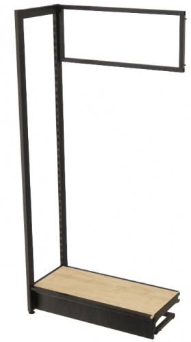 X-Anbauregal H220xT40cm